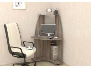 Стол компьютерный в интерьере