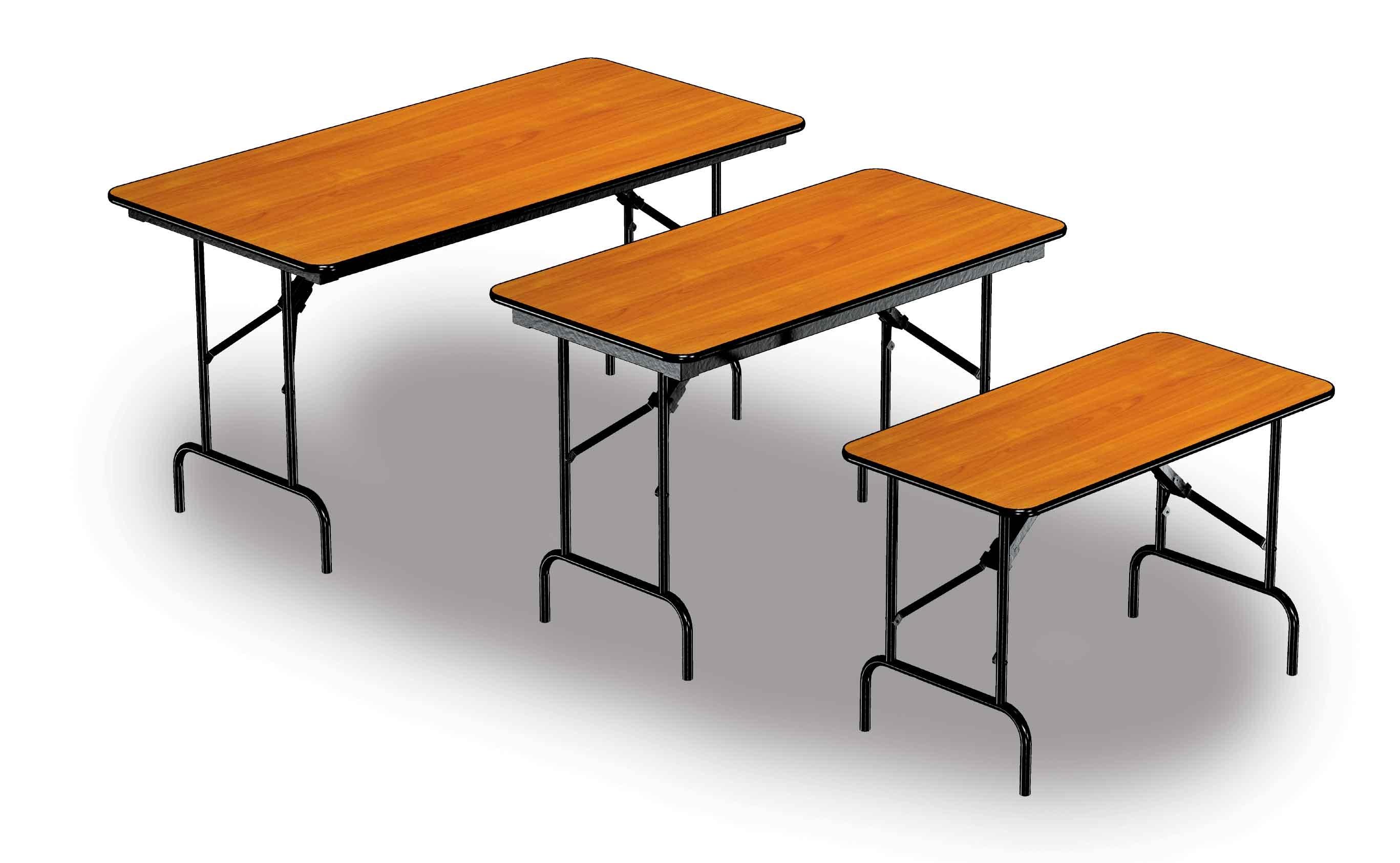Стол прямоугольный банкетный
