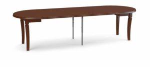Стол с дополнительными ножками