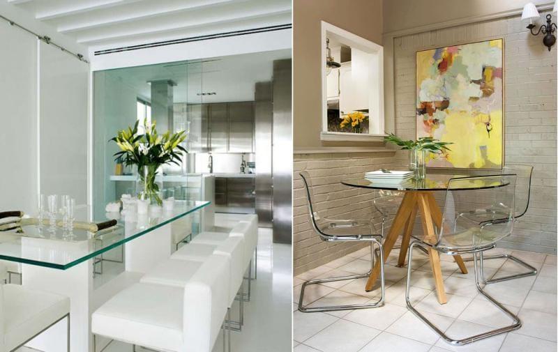 Столы в кухню
