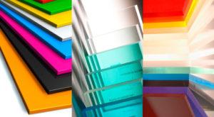 Цветовая палитра оргстекла