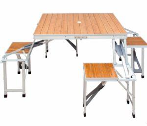 Туристический складной стол для пикника