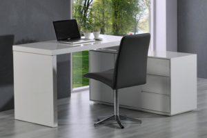 Угловая модель стола