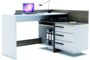 Угловой стол компьютерный