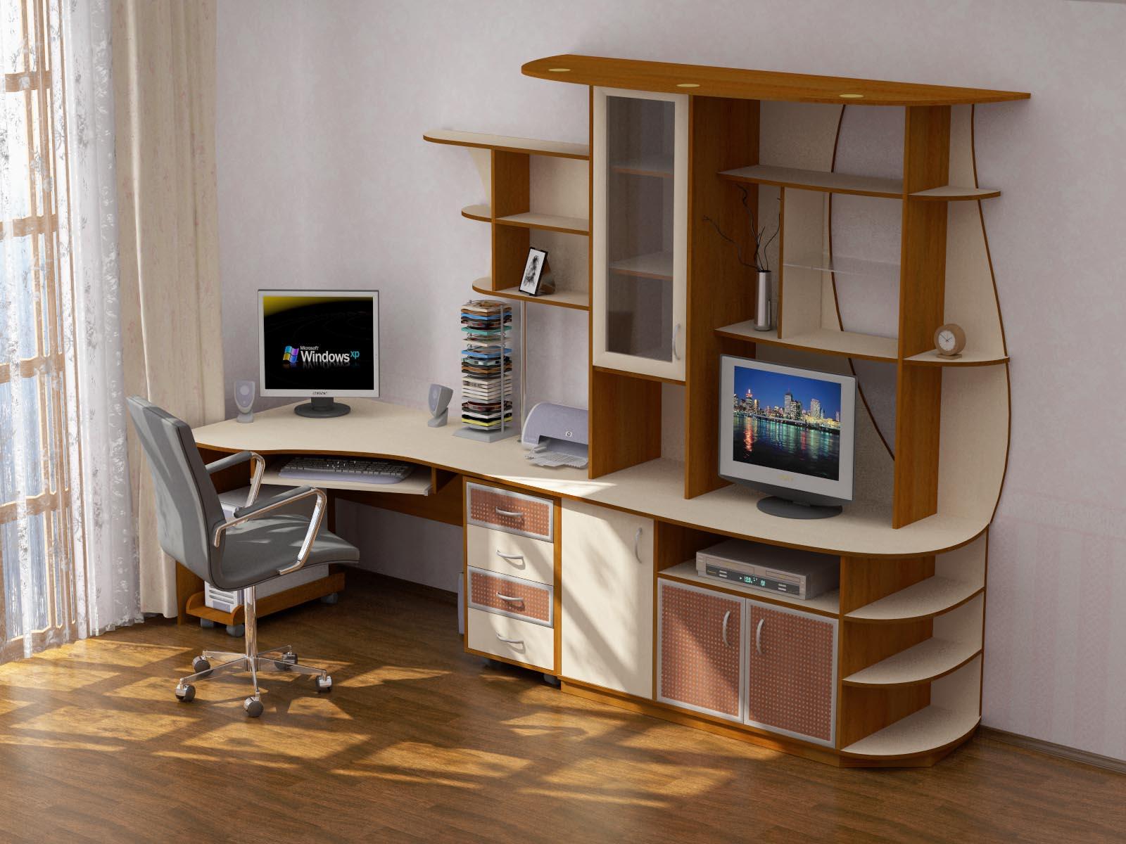 Уютая мебель и интерьер