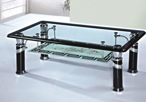 Виды стеклянных столов