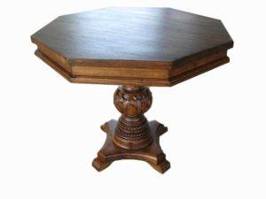 Восьмиугольный стол