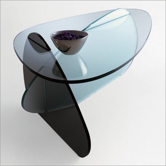 Журнальный стол абстрактный