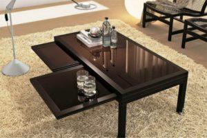 Журнальный стол трансформер для гостиной