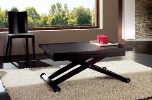 Журнальный стол трансформер для гостиной - конструкции, материалы и дизайн