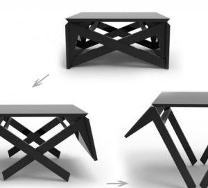 Журнальный столик трансформер