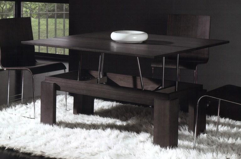 Журнальный столик трансформер - основное украшение интерьера