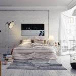 Топ-5 материалов для отделки спальни