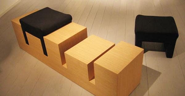 Надувная и разборная мебель – идеальное решение для маленькой квартиры