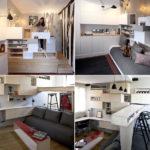 Топ-5 способов как «бороться» с маленькой квартирой