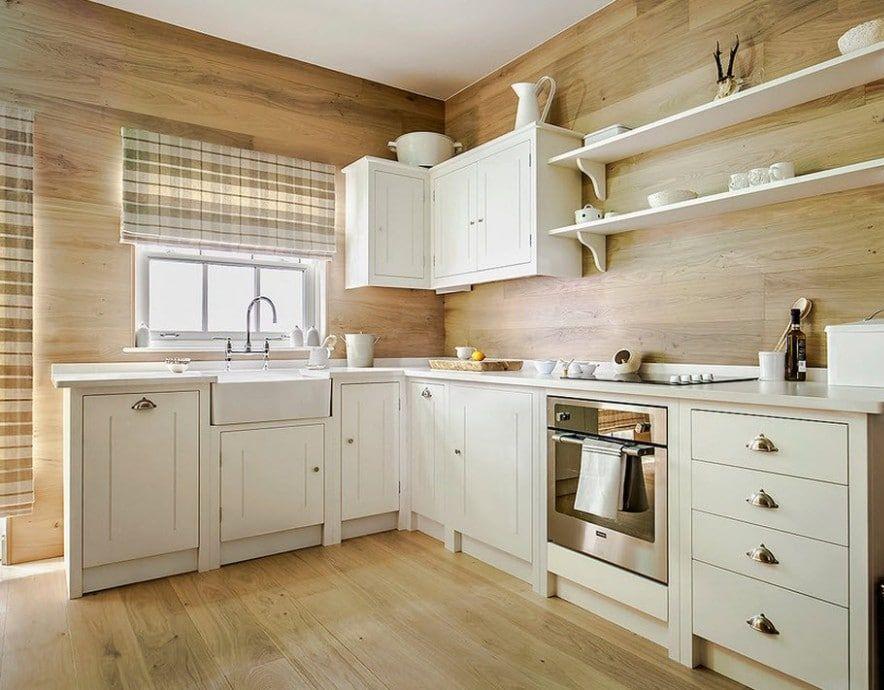 Способы обновления интерьера кухни