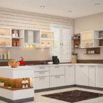 Оформление современной кухни