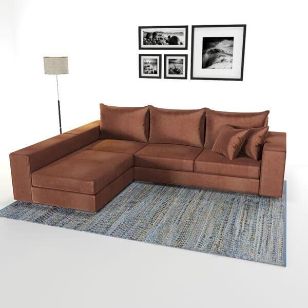 Флок – идеальная обивка для дивана