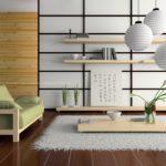Японский стиль интерьера: правила оформления