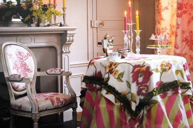Гобеленовая ткань – идеальное решение для вашего дома