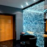 Пузырьковые панели в интерьере квартиры