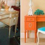 Вторая жизнь старой мебели