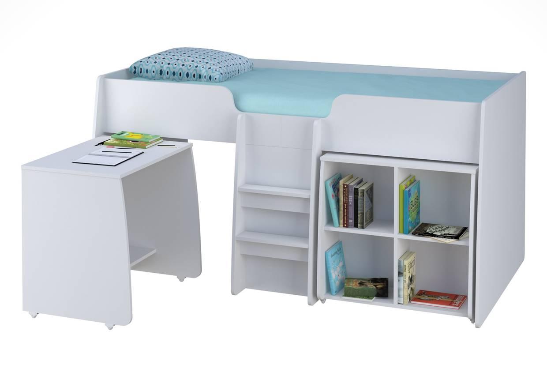 Как выбрать кровать — чердак