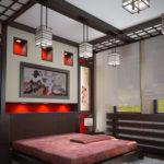 Спальня в японском стиле: принципы оформления