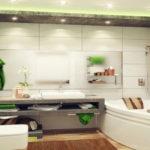Ванная комната – дизайн  (57 фото), с которым вы забудете о маленькой квадратуре