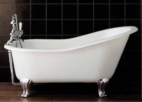 Чем чистить чугунную ванну: варианты от самых простых до самых дорогих