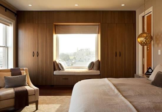 Шикарная мебель для спальни: шкафы икомоды