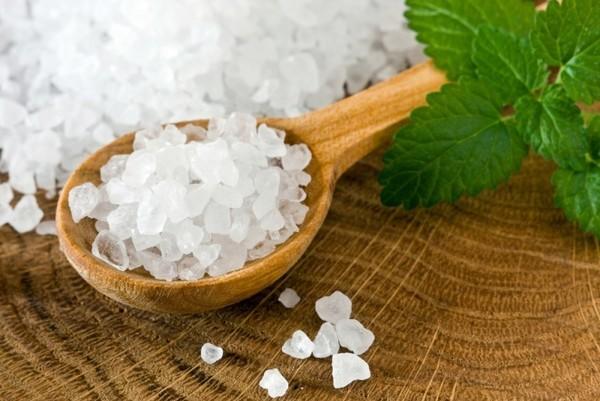 На что способна морская соль для ванны?