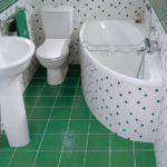 Интерьер маленькой ванной комнаты (51 фото): основные варианты