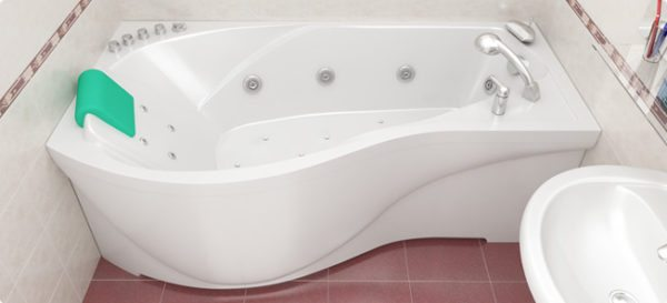 Акриловые ванны (51 фото): лучшие производители, цены, характеристики