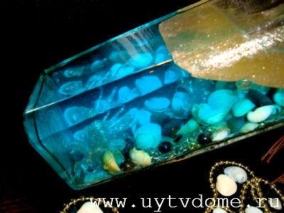 Океан в бутылке или море в бутылке!