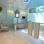Цвет ванной комнаты (54 фото): подбираем оптимальное решение