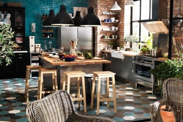 Модные кухни 2016— новые тренды вдизайне интерьера