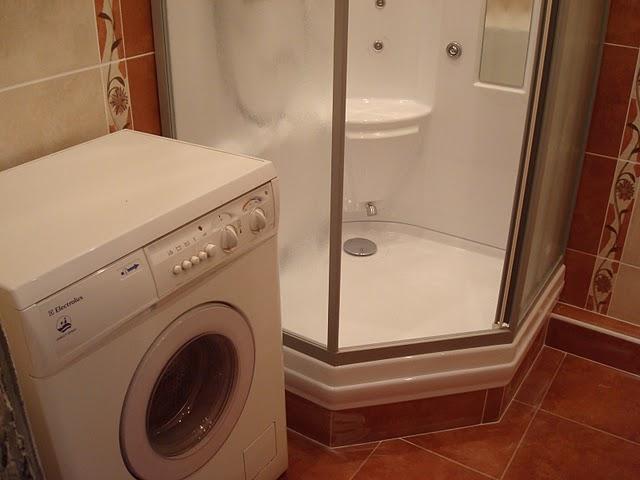 Дизайн ванной комнаты с душевой кабиной (51 фото): идеи для интерьера