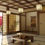 Как оформить дом вяпонском стиле