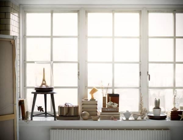 Как украсить окно иподоконник: 55 лучших идей
