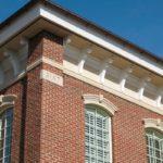 Фасадная лепнина изполиуретана— 20 фото отделки идекора домов