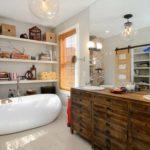 Как превратить ванную вкрасивую комнату отдыха