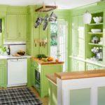 Современные идеи для стильной иуютной кухни