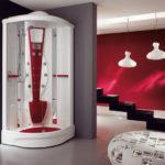 Ванная комната в стиле хай тек (48 фото): особенности отделки