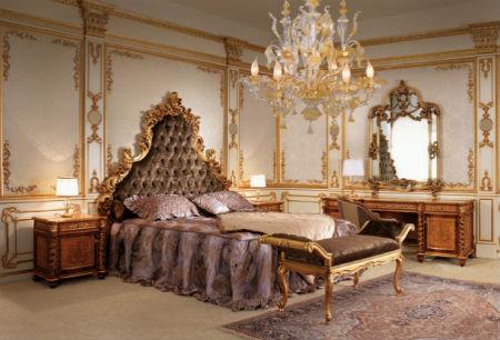 Барокко в интерьере или дворцовый стиль в доме!