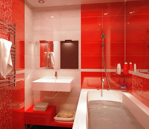 Дизайн малогабаритной ванной комнаты (38 фото): создаем чудо своими руками