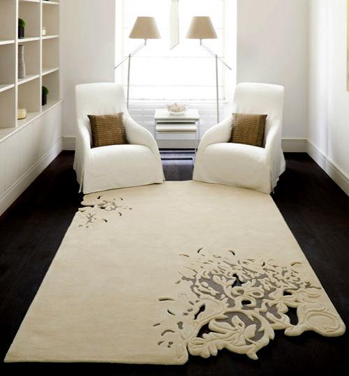 Современные ковры на пол или как подобрать ковер?