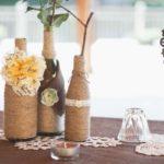 Декор бутылок своими руками— 50 идей