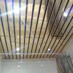 Делаем навесной потолок в ванной (54 фото): хитрости профессионального монтажа