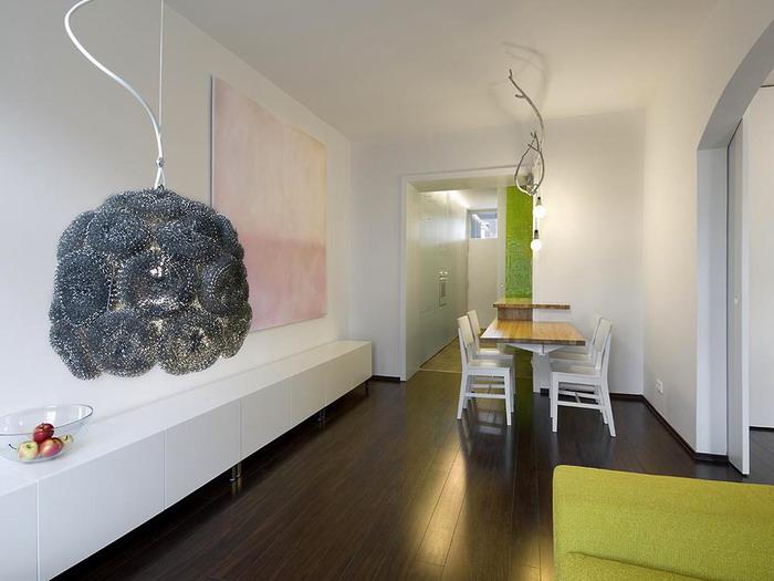 Minimalism style для маленькой квартиры